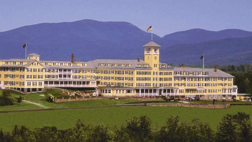 mountain view grand resort spa franconia notch. Black Bedroom Furniture Sets. Home Design Ideas