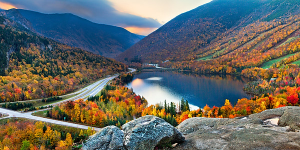 Image result for Franconia Notch, New Hampshire